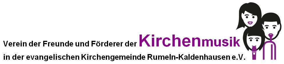Verein der Freunde und Förderer der Kirchenmusik in der evangelischen Kirchengemeinde Rumeln-Kaldenhausen e.V.